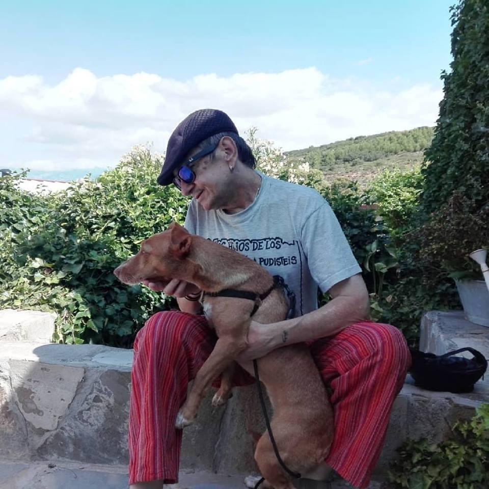 Adopción de Nala en residencia de perros y gatos peludos