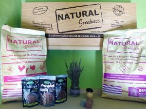 Venta de Piensos para gatos jóvenes y adultos de la marca Natural Greatness